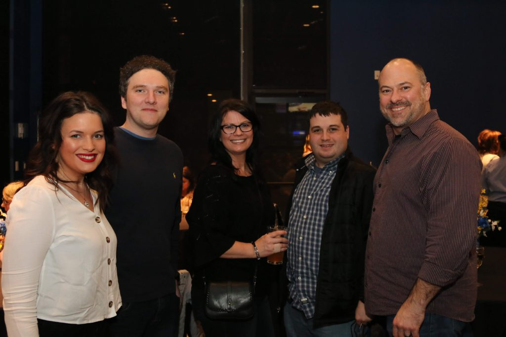 BQMI Holiday Party 2018 at Main Event