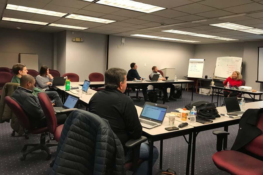 BQMI Leadership Workshop, January 2019