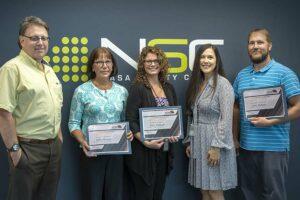 BQMI employees recognized